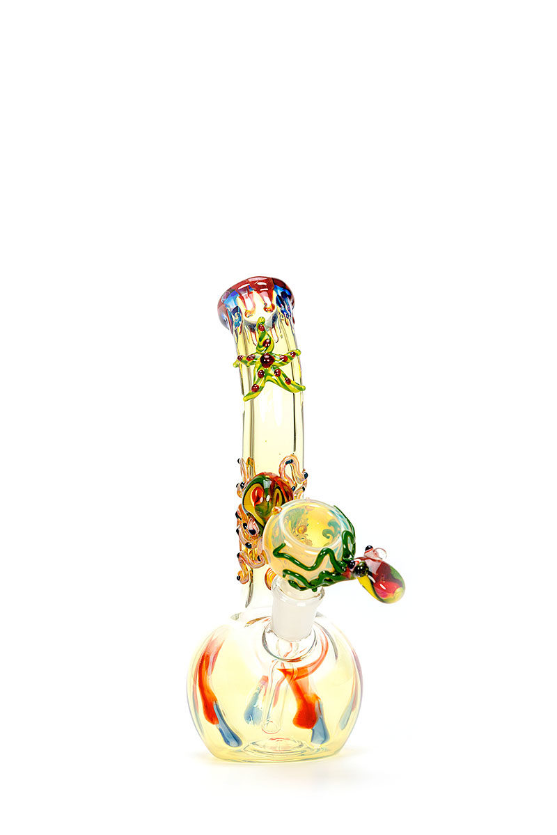My-Burn.com Octopus Diver Glass Water Bong