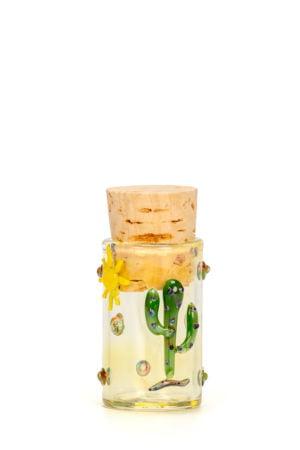 Cactus Treasure Jar