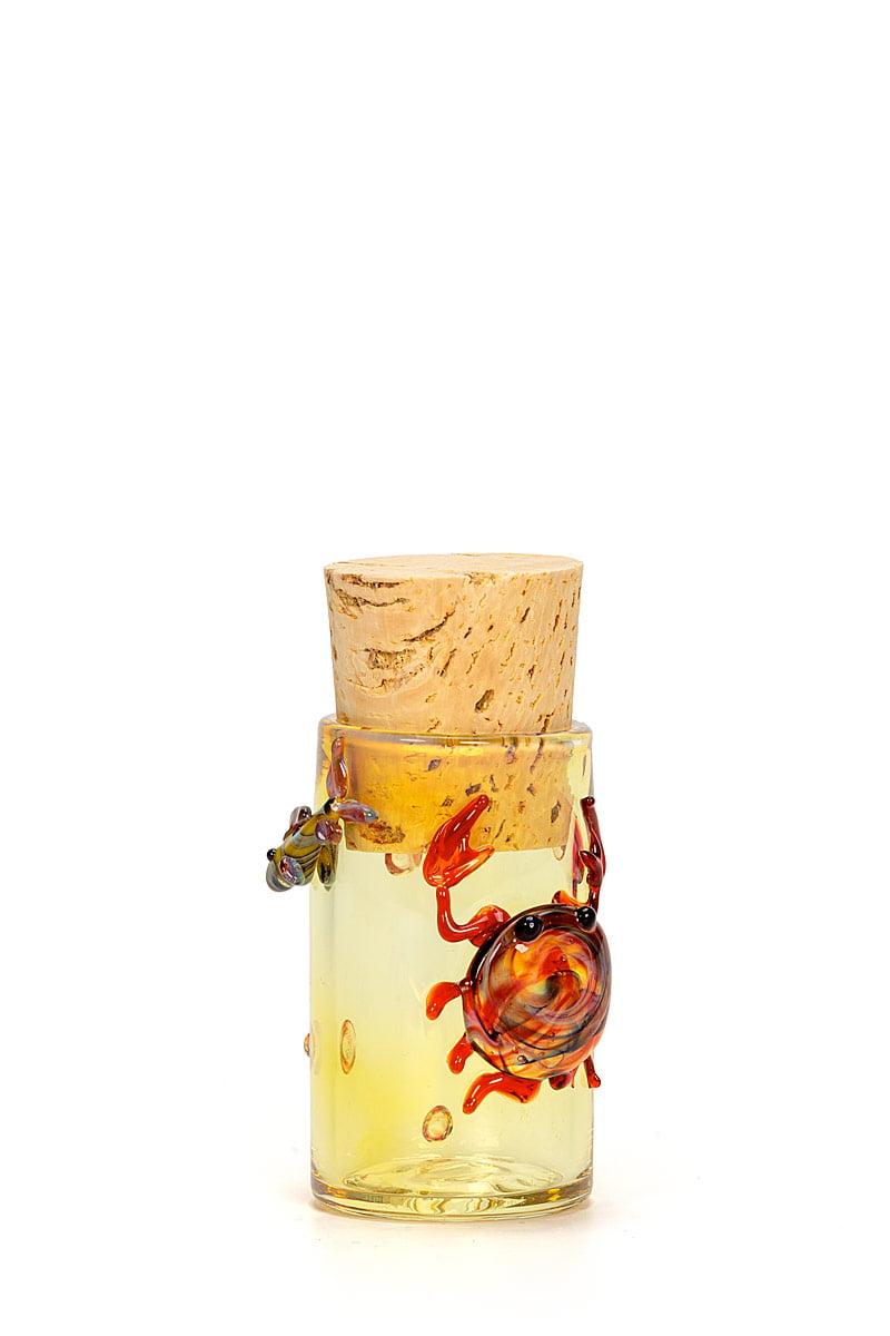 Crab Treasure Jar
